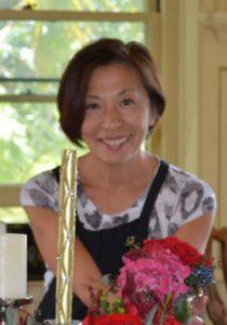 emiko sugiura ウエディングブーケはハワイの花屋FLOWER SHOWER DESIGNへ